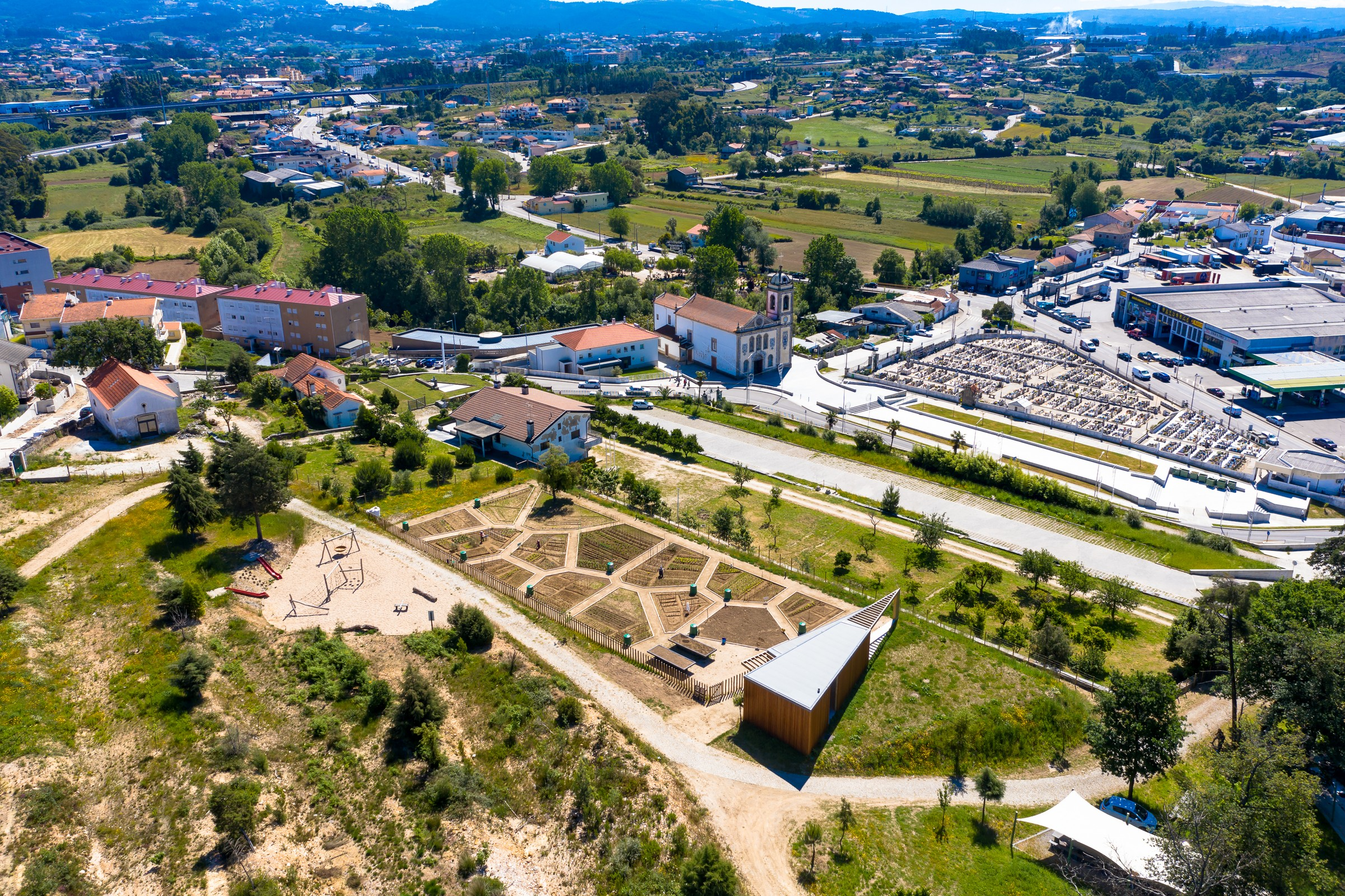 Inauguração do Parque da Quinta do Passal | CM Valongo