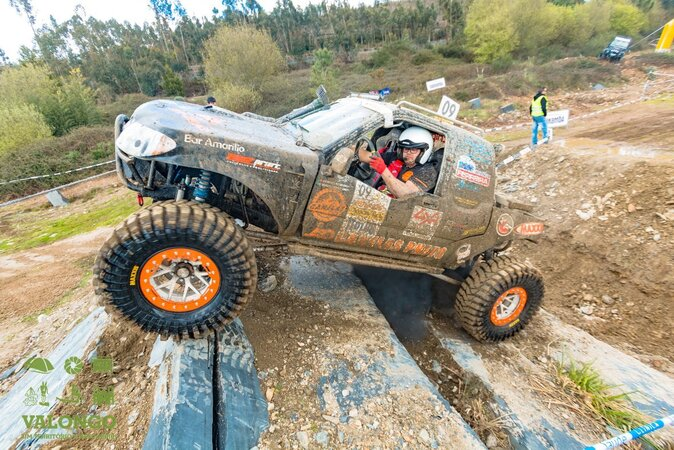 Valongo brilha na estreia do Campeonato de Portugal de Trial 4x4